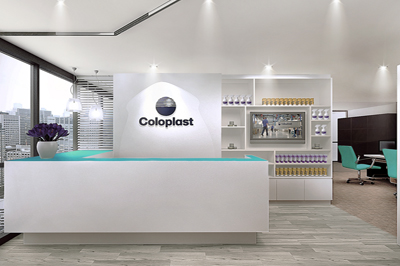 Colopast Office Interior Design | D'Marvel Scale Singapore