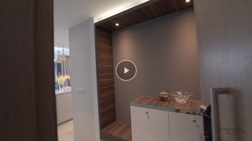 Lakeville Condominium Video Highlights| D'Marvel Scale Singapore